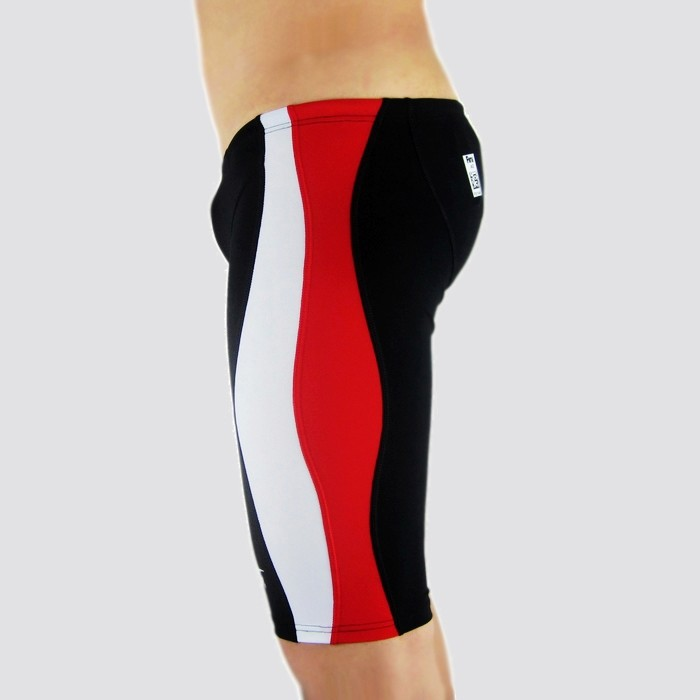 Mens Swim Trunks Quick Dry Summer Holiday Beach Shorts with Mesh Lining Iraq Flag Wave Collage Beachwear