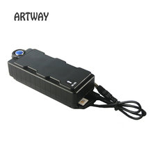 TK20 Vehicle GPS Tracker 20000mAh battery long standby GSM GPRS  Car Tracking Locator Device