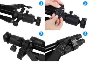 Image 3 - 10pcs/lot Tripod Monopod Shoulder Strap Light Tripod Stand Suspender Carrying Belt for Tripod Photo Studio kits tripod shoulder