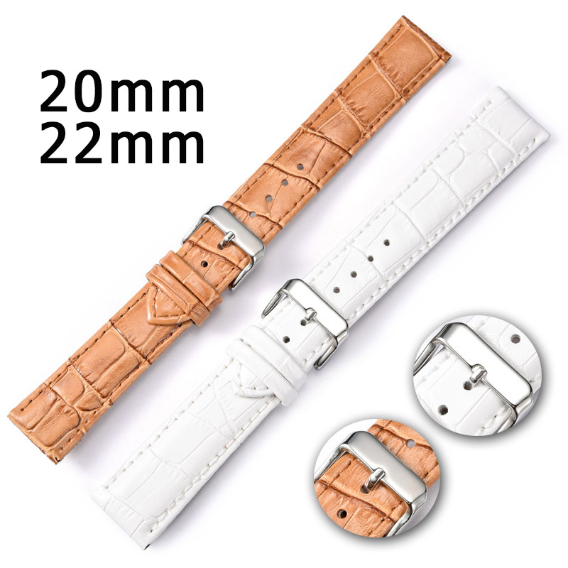 New Watch Band 20mm 22mm Leather Watchbands Watch Straps Bracelet Strap for Man and Women Accessories Belts for Boys and Girls md hedayetul islam shovon clustering and image segmentation