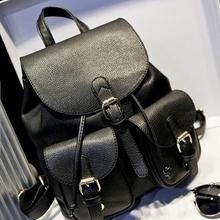 Женщины Pu Кожа Рюкзаки Оригинальный Дизайн Сумки многофункциональный Известный Дизайнерский Бренд Стильный Рюкзак