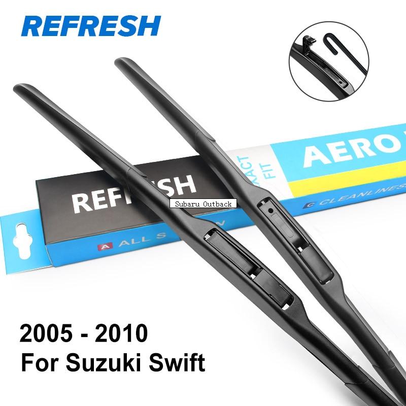 Suzuki Swift 2005 2010 Parabrisas Top Moldeo
