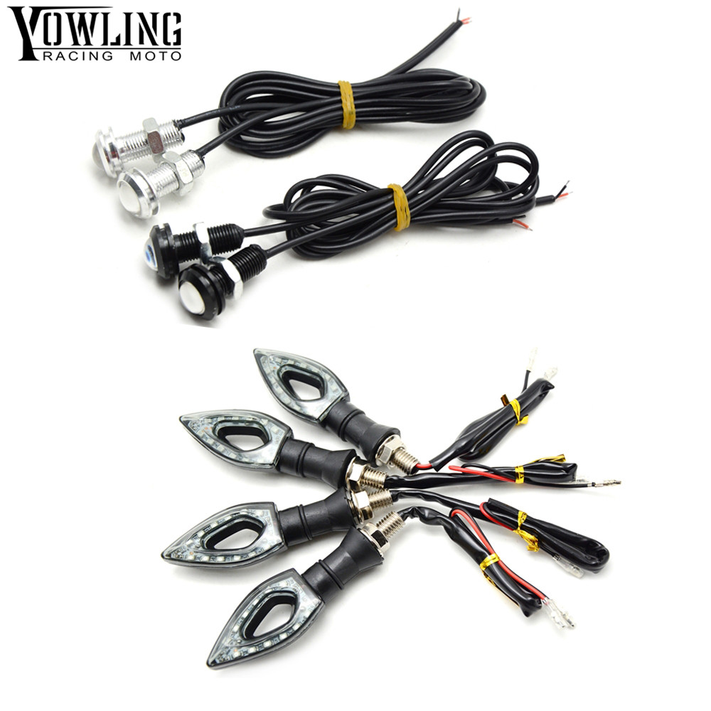 For BMW F650GS F700GS F800GS F800GT Motor LED Turn Signal