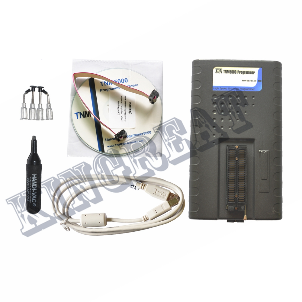 2019 TNM5000 USB Programmer Support all notebook kbc ec controller programmer for general use and vehicle