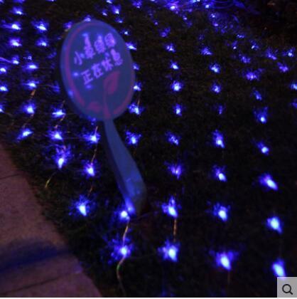 Nowy Rok 6x3m Girlanda LED Christmas Lights Dekoracja zewnętrzna - Oświetlenie wakacje - Zdjęcie 4