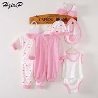 8 Pieces Baby Gift Set Newborn Clothes Unisex Baby Girl Clothes Baby Boy Clothes Soft 100