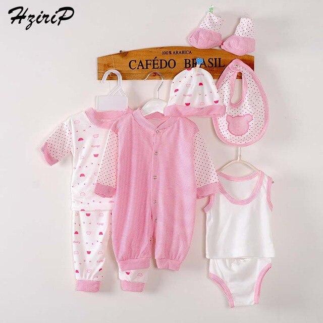 0702000c789bc 8 pièces bébé cadeau ensemble nouveau-né vêtements unisexe bébé fille  vêtements bébé garçon vêtements