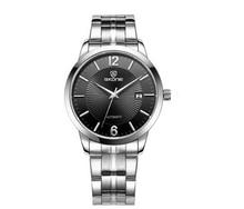 2016 Новый SKONEautomatic механические часы повседневная роскошных часов мужские часы