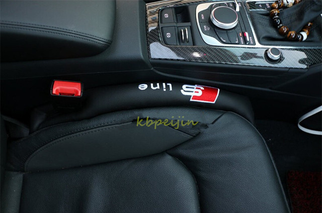 Car Seat gap Pad plug seat leak decoration cover For AUDI SLING A1 ...