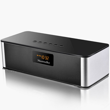NEW Audio Wireless Bluetooth Speaker Phone 4.0 Alarm Clock Function Computer Stereo Russia Free Shipping
