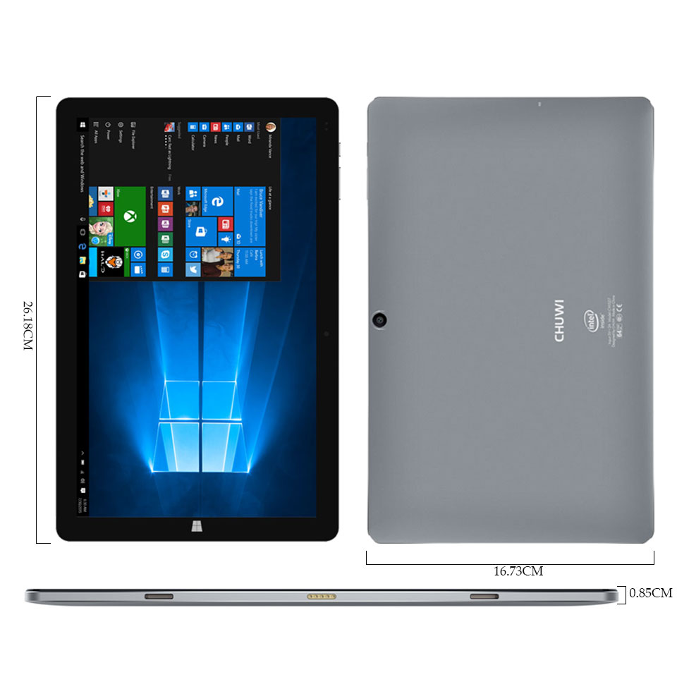 Grote Tablet Us 239 99 Grote Promotie 10 1 Inch Chuwi Hi10 Pro Tablet Pc Intel Atom Z8350 Quad Core 4 Gb Ram 64 Gb Rom Windows 10 Android 5 1 Dual Os In Grote