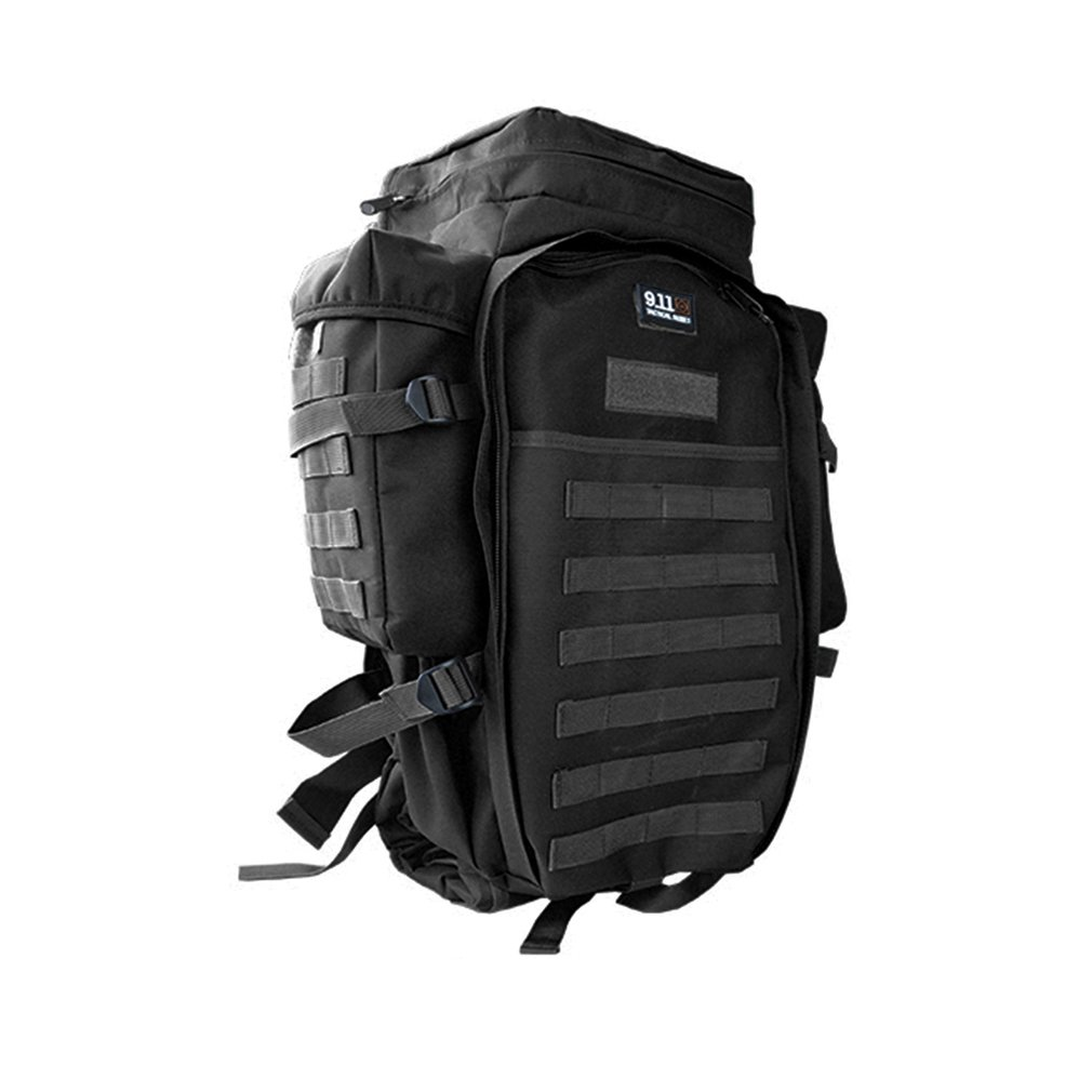Multifunctional Tactical Bag Outdoor Mountaineering Backpack 70L Large Capacity For Travel Hiking Camping Sports Waterproof цена