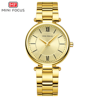 Gold Watch Women Watches30M Waterproof Ladies Dress Wristwatch Women's Simple Waches Fashion Female Clock Relogio Feminino