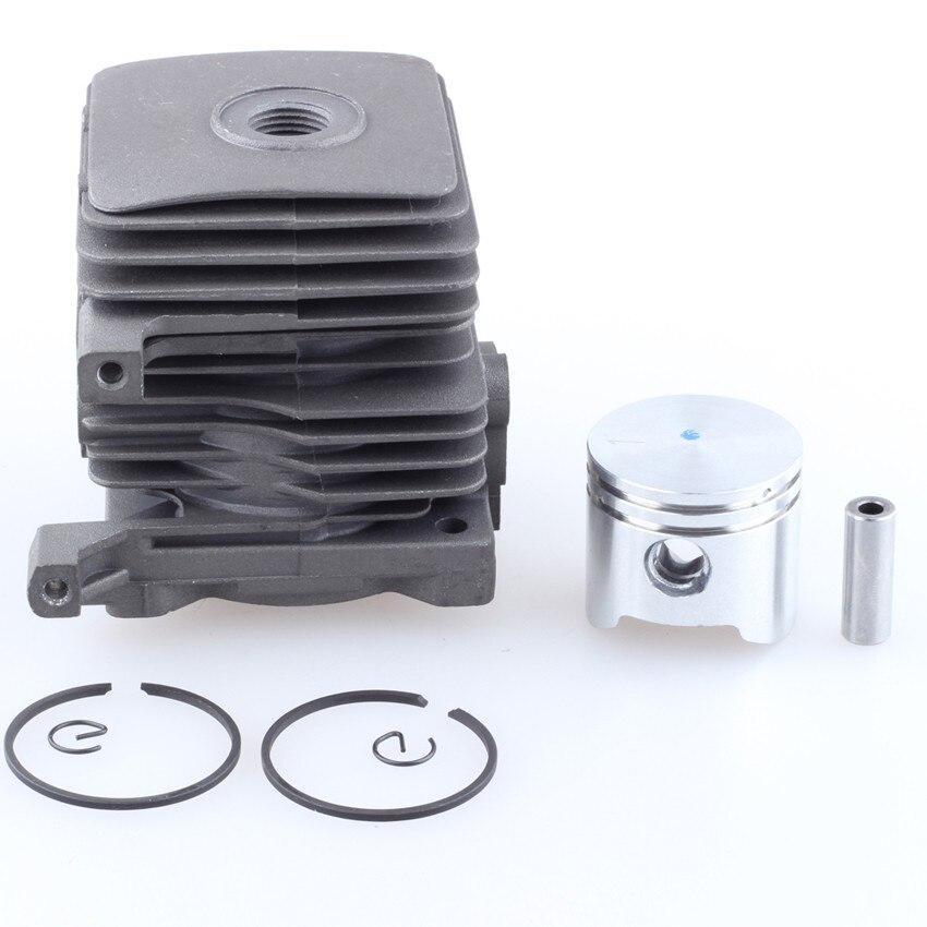 34mm Cylinder Piston Ring Kits For STIHL FS55 FS45 BR45 KM55 HL45 HS45 HS55 Chainsaw #4140 020 1202 34mm cylinder piston kit for stihl fs75 fs80 fs85 fc75 fc85 fr85 kw85 chainsaw 4137 020 1202