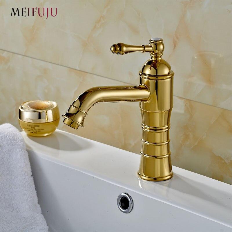 brass sink taps bathroom | My Web Value