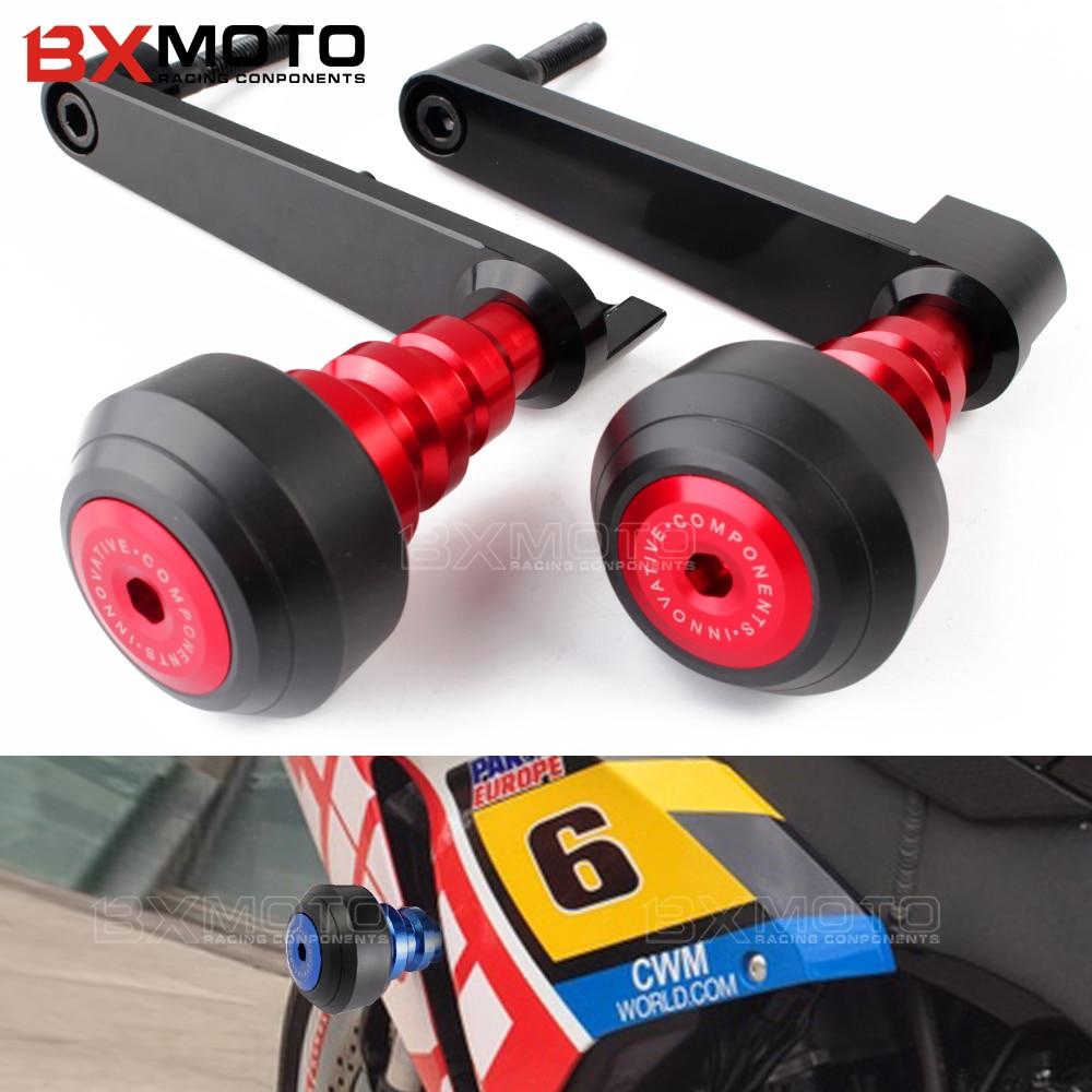 CNC Motorcycle Frame Slider Fairing Guard Anti Crash Protector for Honda CBR1000RR CBR 1000 RR 2008-2011 20013-2014 Frame Sides