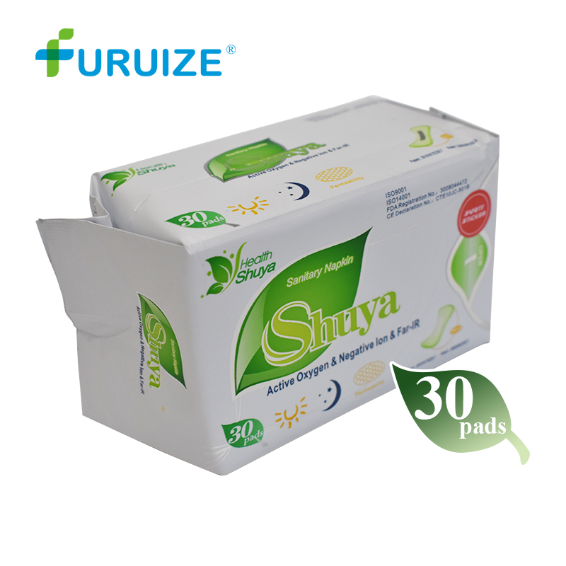 Shuya Anion Sanitary Pads panty liner Hygienic pads Remove Yeast Infection Women Health Tampon Sanitary Napkin Pads panty liner 20 pieces 2packs anion sanitary pads anion sanitary napkin eliminate bacteria menstrual pads panty liner health care page 6