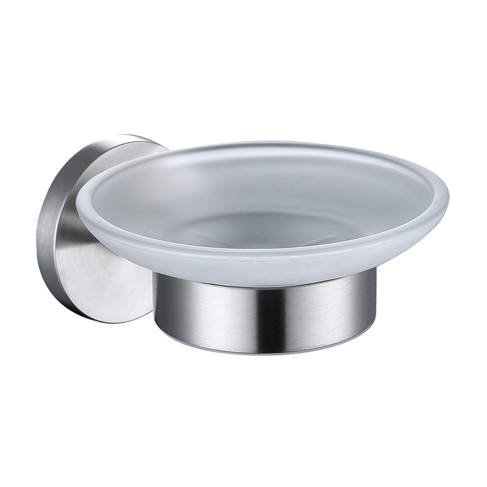 US Warehouse Finether High Quality Durable Bathroom Accessories Brushed 304  Stainless Steel Wall Mounted Soap Dish. Popular Wall Stand Buy Cheap Wall Stand lots from China Wall Stand