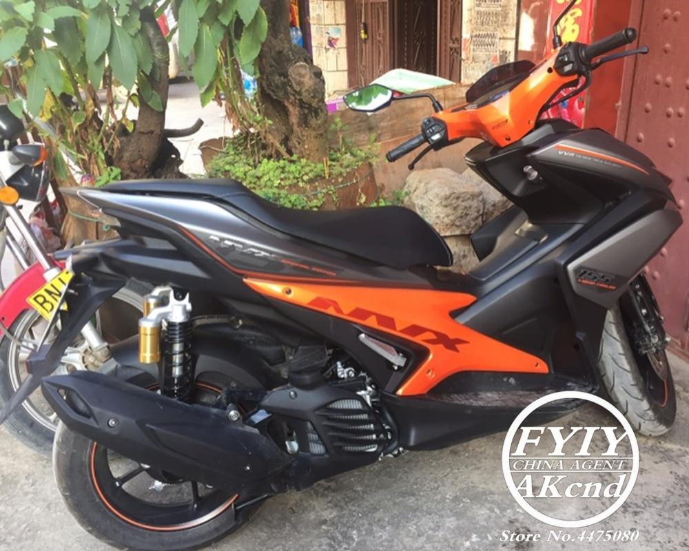 Image 5 - Мотоцикл заднее облегающее крыло брызговик Fenderboard для yamaha nvx 155 aerox 155 on AliExpress - 11.11_Double 11_Singles' Day
