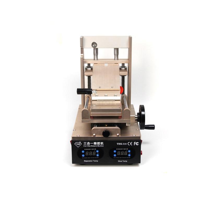 TBK LCD TBK-808 Maszyna do laminowania próżniowego OCA + Maszyna do - Zestawy narzędzi - Zdjęcie 4