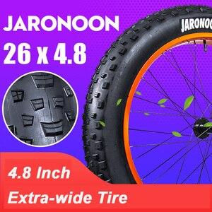 Высококачественная внутренняя труба/внешняя шина 26*4,8, толстая шина, детали для велосипеда, Аксессуары для велосипеда для снежного велосипе...