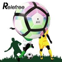 Sports 2016 17 Premier League Anti Slip Football Match Soccer Ball Gift SIZE 5