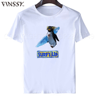 2016 Fashion Surfs Up T Shirt Design Men T Shirt Short Sleeve Basic T Shirts Novelty