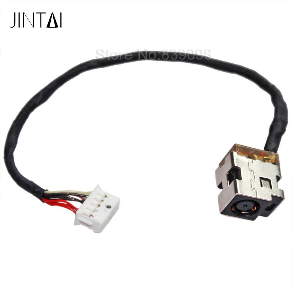 DC Power Jack Cable HP DV6  DV6-4000 DV7-4000 DV7T-4000 DV7-4100 605364-001