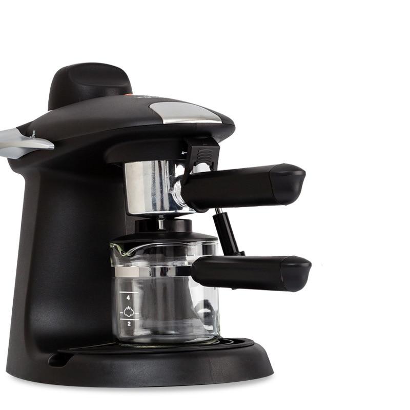 82301 High pressure steam coffee making machine Black 730W 220V  5Bar pressure Non stick inner pot coating Adjustable steam size rice cooker parts steam pressure release valve