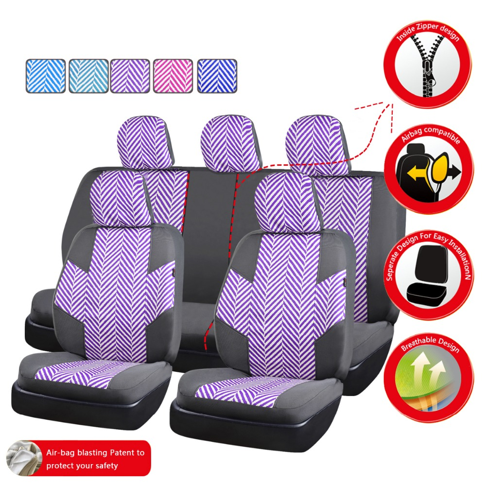 ФОТО 2017 New Arrival Homestyle Linen Car Seat Cover Universal Fit For Brand Car SUV Vehicles Seat Cover Car-pass Car Seat Protector