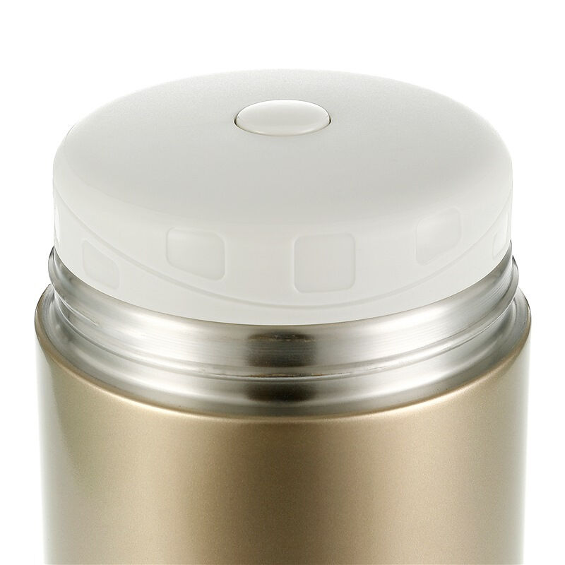 Haers Bento Lunch Box For Kids Stainless Steel Thermos For Hot Food
