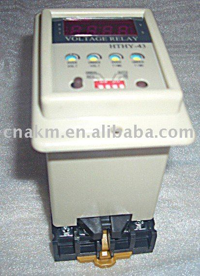 Hohe Qualität, niedrigen preis, 220 V/380 V, Spannung Relais schutz ...