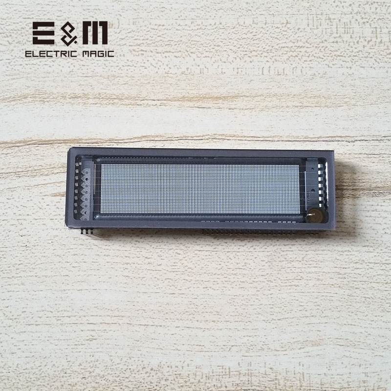 E&M 128*32 VFD Display  Screen Panel SCM Vacuum Fluorescent Graphical Dot Matrix Chip NORITAKE MN12832JC 12832 8713