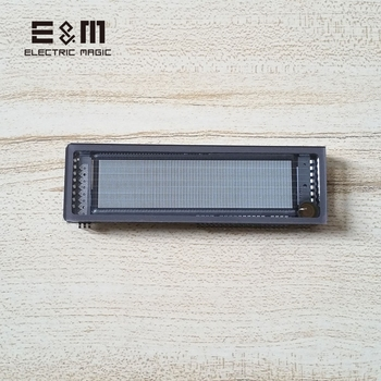 E&M 128*32 VFD Display Screen Panel SCM Vacuum Fluorescent Graphical Dot Matrix Chip NORITAKE MN12832JC 12832 8713 image