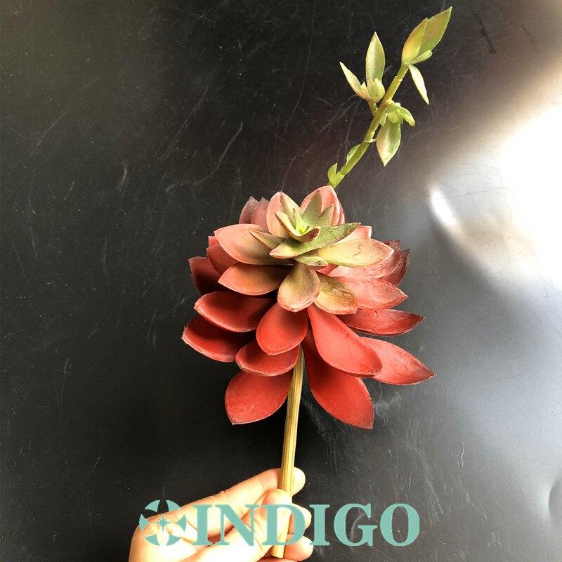 Century Desert Plant Agave Artificial planta suculenta flor de - Para fiestas y celebraciones - foto 3