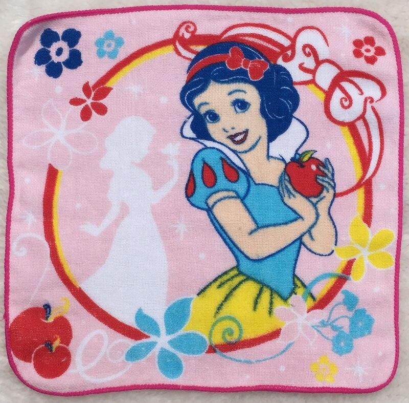 Entzückende Nette Schneewittchen Prinzessin Cartoon Mädchen ...