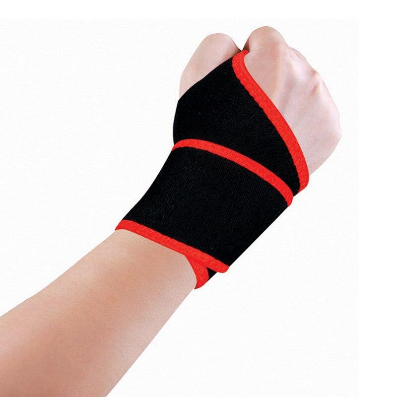 Wrist Braces Support massage Brace Care Protector Wraps For Hand Thumb Palm Basketball Tennis Gym Sweatband Wristband Sport