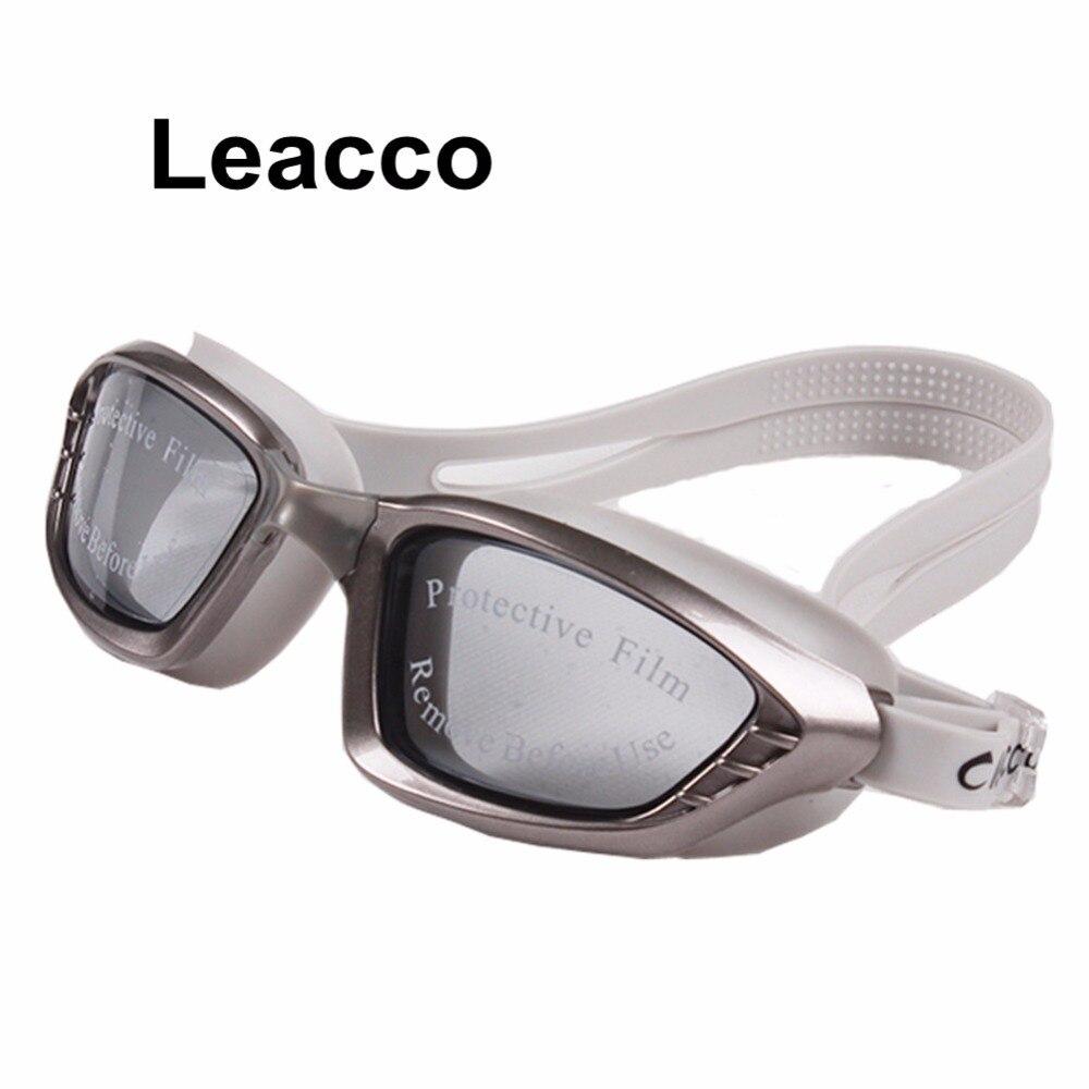 Bath Mirrors Waterproof Anti-fog Glasses Uv Protection Hd Swimming Goggles Eyewear 5 Color Home Improvement