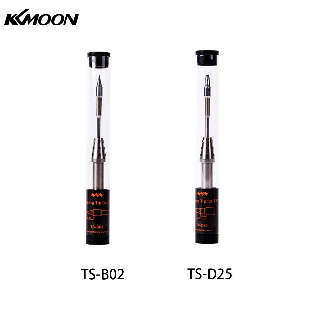 Mini Original Replacement Welding Tip Soldering Iron Tips for TS80 Digital LCD Soldering Iron
