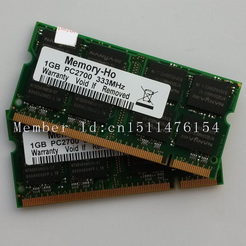 ნოუთბუქის მეხსიერება NEW 2GB - კომპიუტერის კომპონენტები