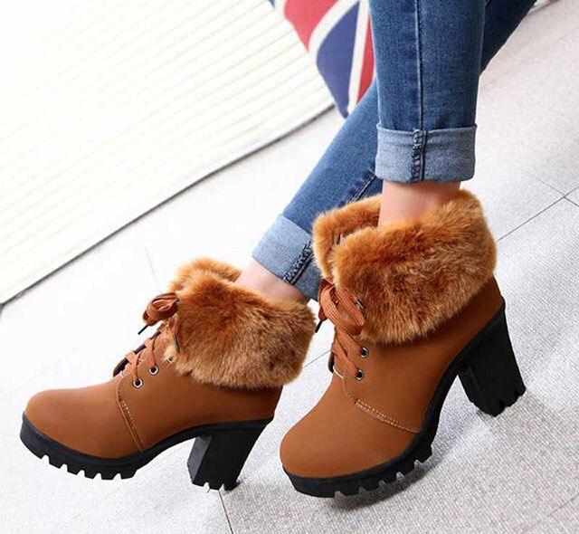 New-Design-Women-High-Heel-Boots-2018-Plush-Lace-Up-Keep-Warm-Winter-Fashion-Women-Boots-(2)---