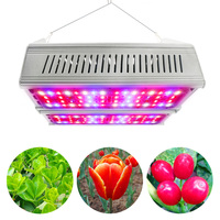 300W LED Grow Light Dual LED Panels Full Spectrum High Power LED Growing Lamp For Greenhouse Hydroponics Plants Indoor