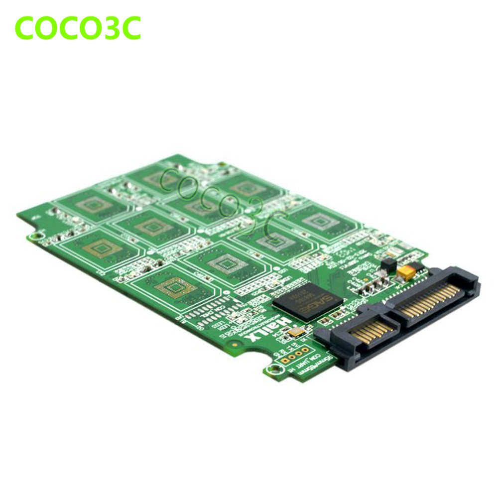 10 TF card to 2.5 inch sata 6Gbps 3.0 ssd adapter