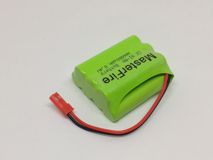 MasterFire 3PCS/LOT New 8.4V AAA 800mAh NI-MH Battery Rechargeable NiMH Batteries Pack Free Shipping