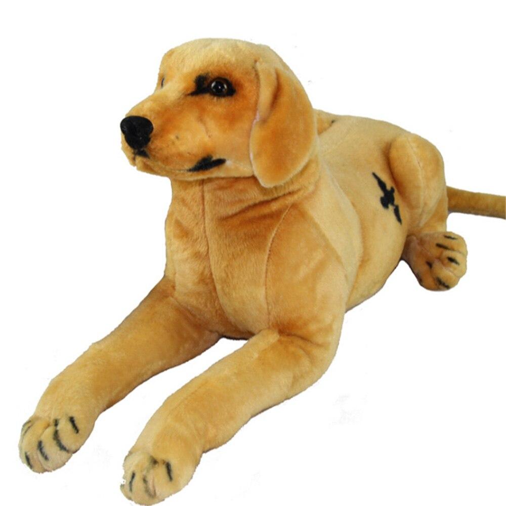 fancytrader simulated animal shiba inu plush toy big stuffed emulation akita dogs doll 42cm x 43cm Fancytrader Emulational Labrador Dog Plush Toy Big Stuffed Realistic Animals Dogs Doll 75cm 30inch