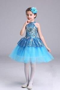 Image 5 - Balletto Vestito Dal Tutu Delle Ragazze Ginnastica Body Balletto Dancewear Vestiti Dei Bambini Ballerina Sconto Costume di Balletto Tutu