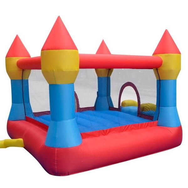 HTB1r4sVRpXXXXasXXXXq6xXFXXXz - Arshiner Bounce House Inflatable Kids Jumper Castle Bouncer Without Blower