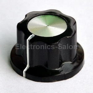 Image 1 - (100 шт./лот) ручки для кастрюль, вал 0,776x0,449 дюйма 1/4 дюйма, Φ, для любительского радио/аудио.