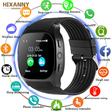Bluetooth Smart Watch with Camera Facebook Sport Wristwatch Music Player Whatsapp Support SIM TF Card Call for IOS Android Phone стоимость