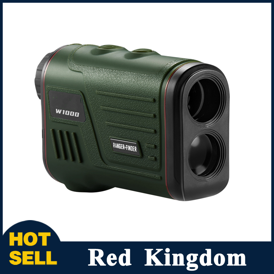 600m Laser Rangefinder Waterproof Range Finder Angle Measurement Speed Measurement Monocular Telescope for Golf Hunting цена и фото